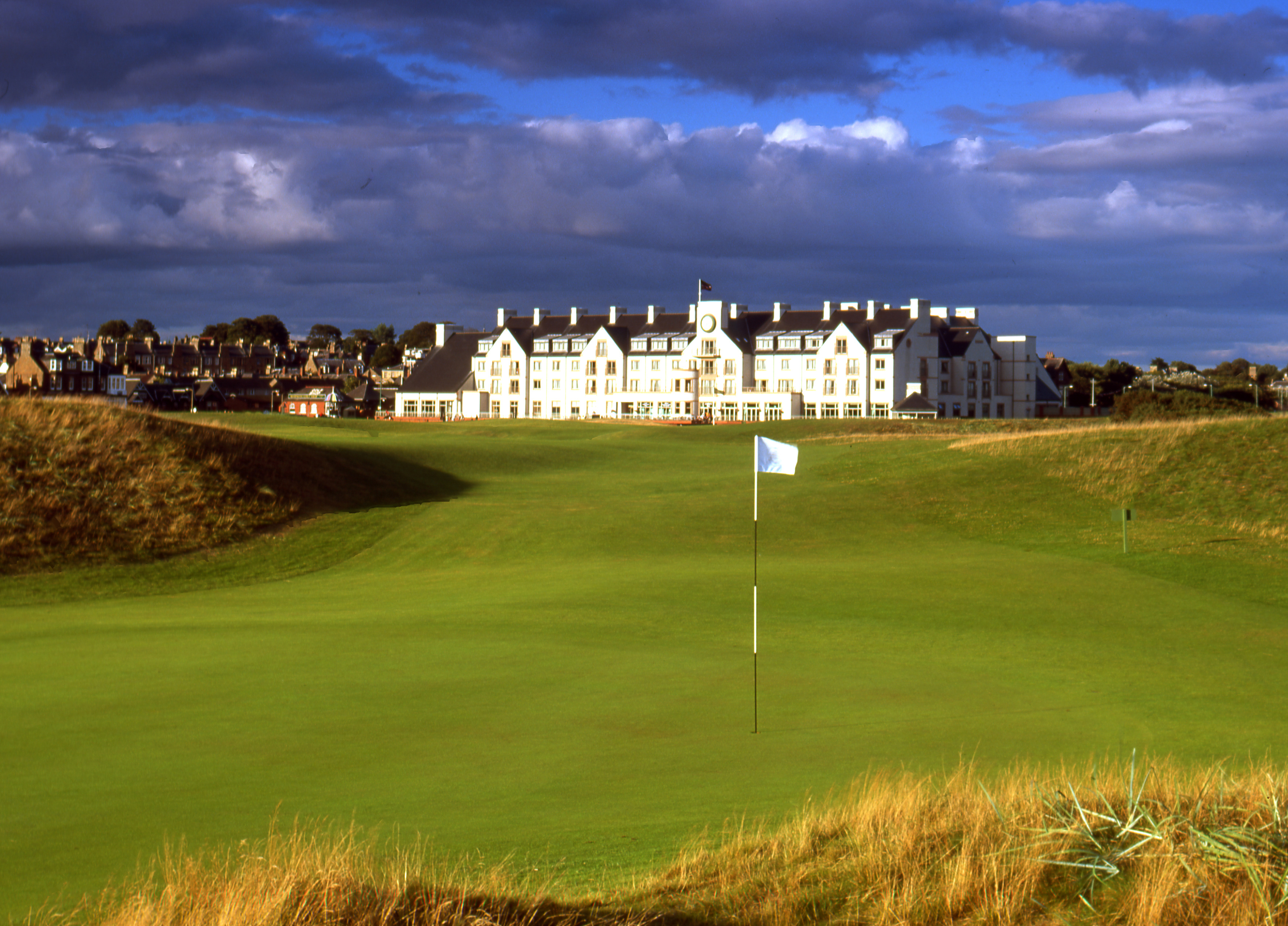 Carnoustie Championship 1 of 4