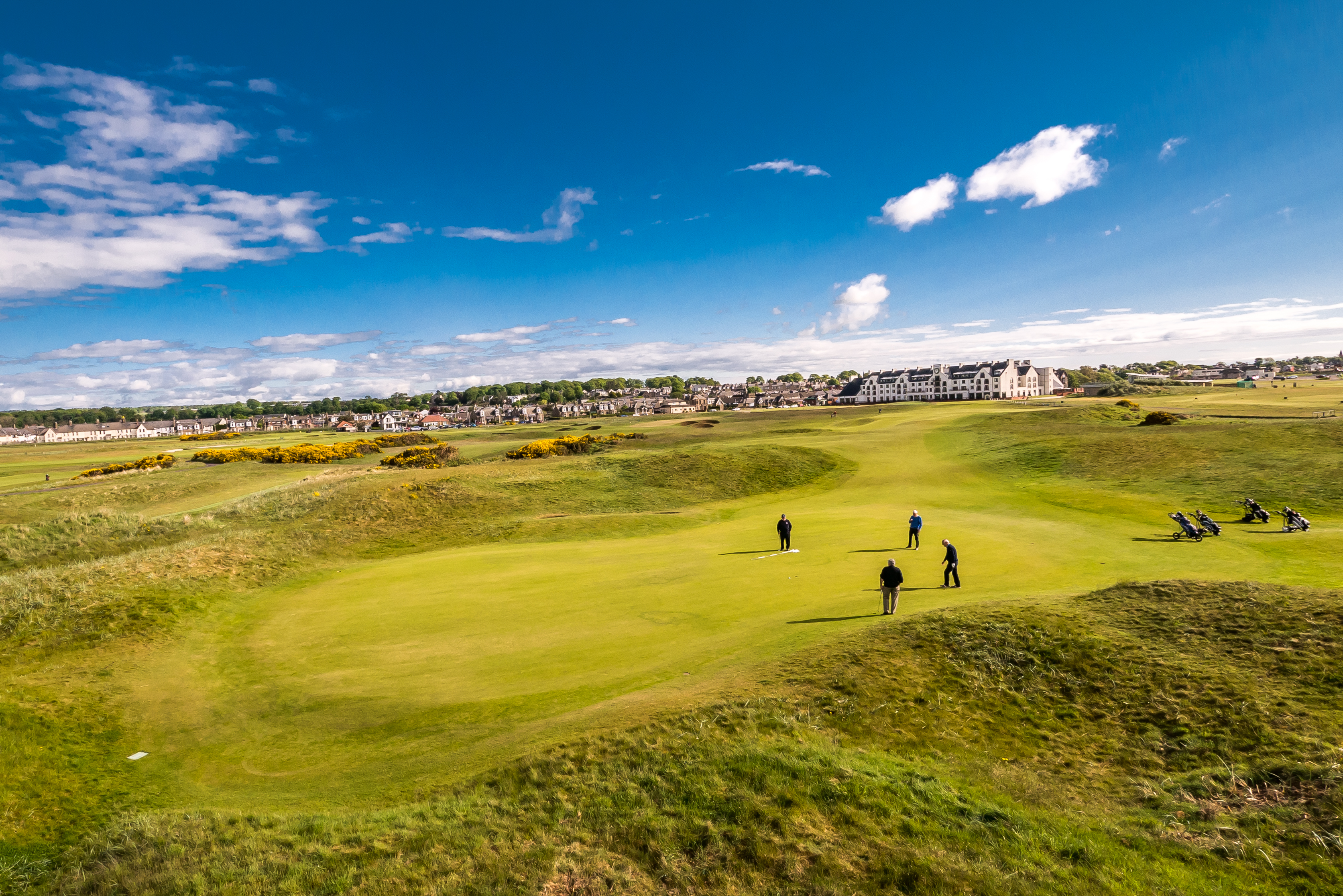 Carnoustie Championship 2 of 4