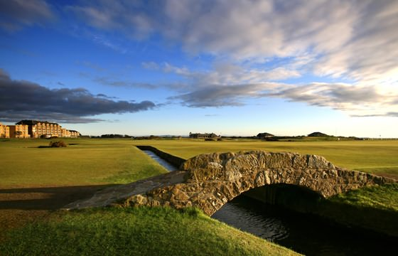 Old Course Guaranteed 2021