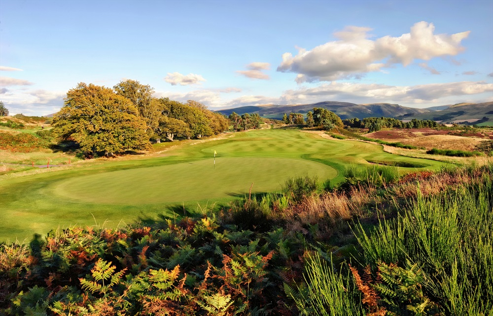 Gleneagles Kings Course Golf Perthshire 1