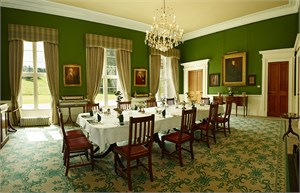 Blairquhan Castle Dining Room 1