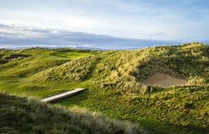 Machrihanish Dunes 17th Hole