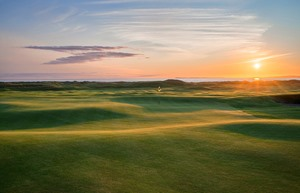 MachDunes Hole2 GreenSunrise