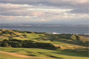 Thumb Kingsbarns 16th Green 17th Hole